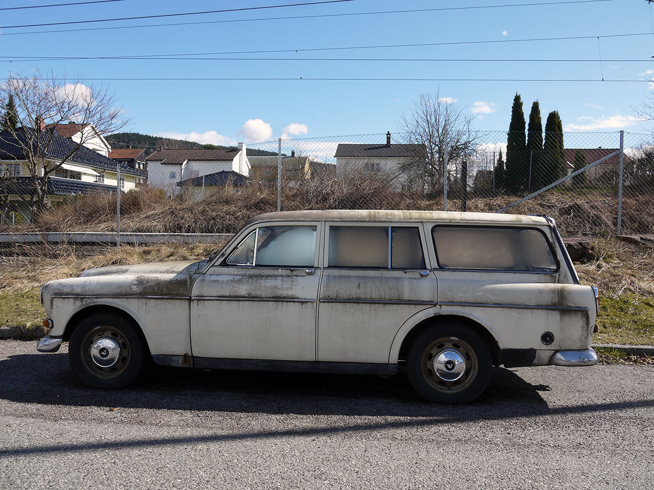 1966 Volvo Amazon P22134 121 Station wagon