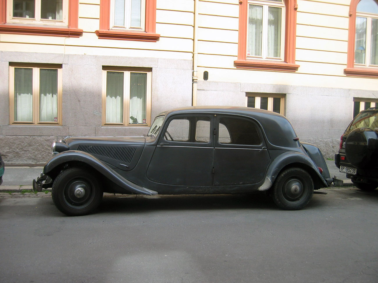 1954 Citroën 11bl Traction Avant Sedan