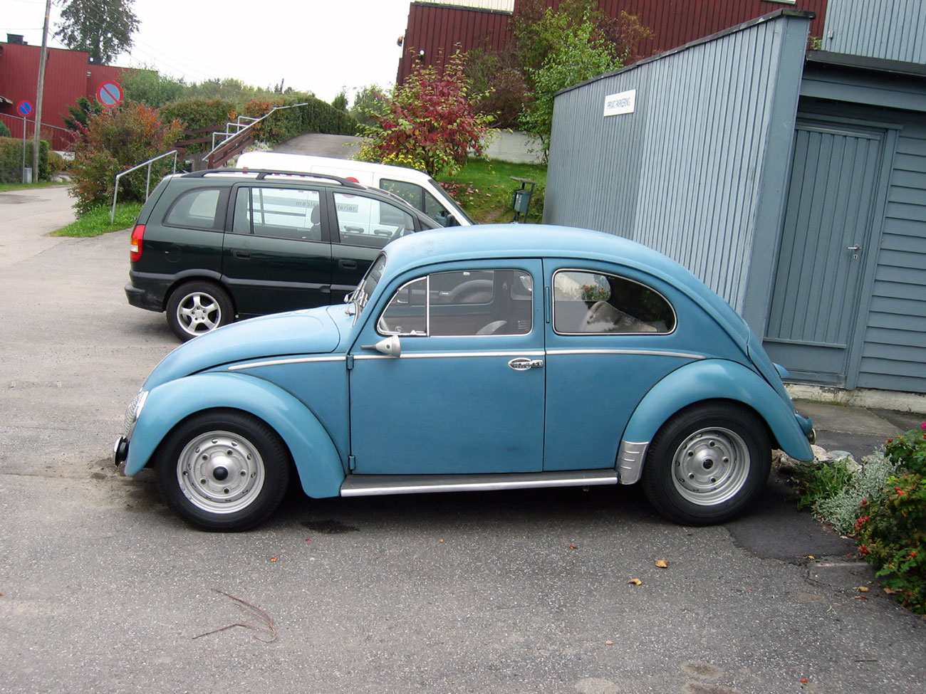 1953 Volskwagen Type 1 beetle split window
