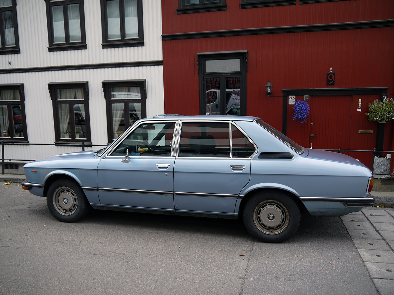 1976 Bmw 525 e12 automatic