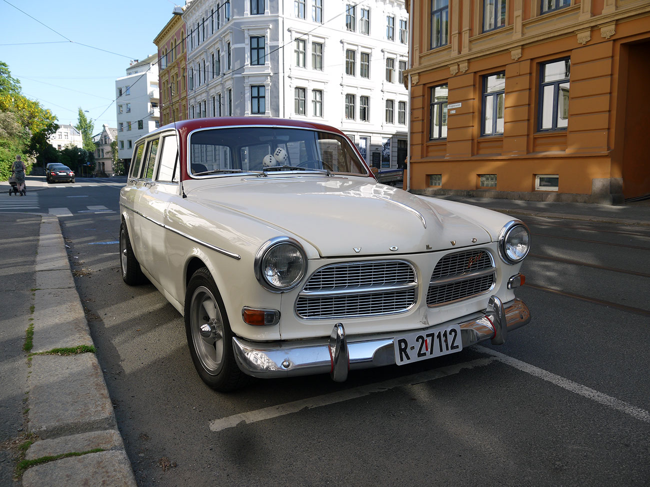 1965 Volvo Amazon 121 station wagon estate