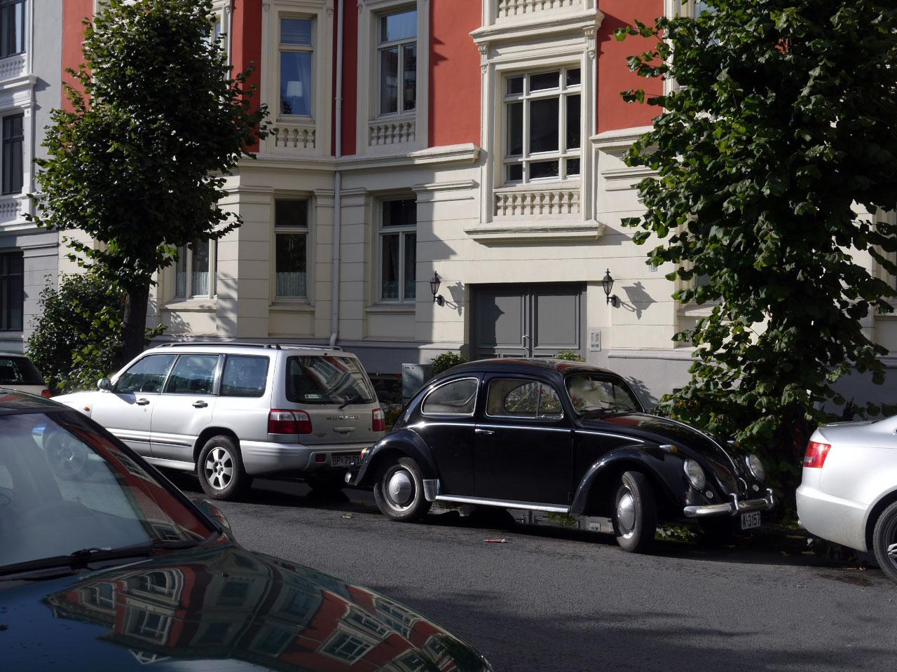 1961 Volkswagen 113 De Luxe Type 1 Beetle Boble