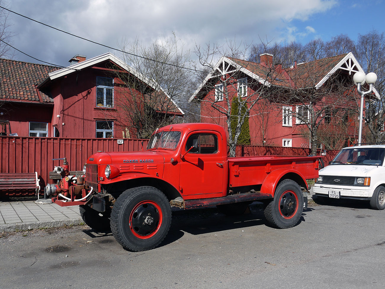 1959 Dodge Power Wagon 1-tonn W300M