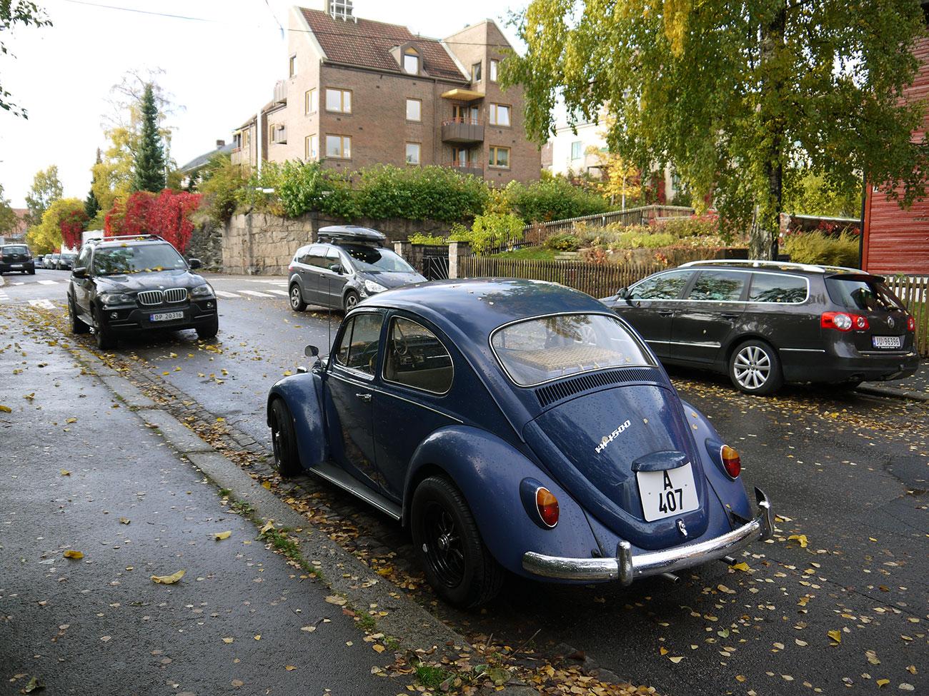 1967 Volkswagen 1500 Type 1 Beetle Boble