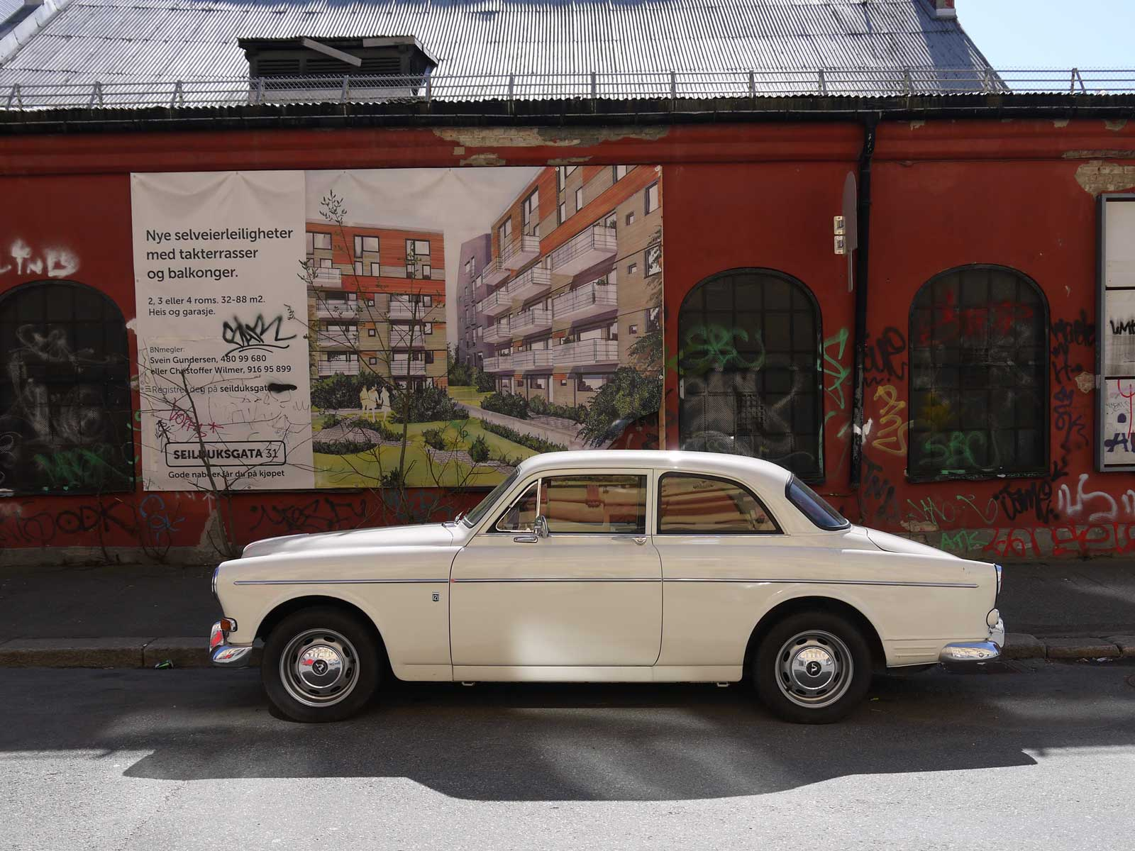 1968 Volvo Amazon 120 121 Classic cars Norway