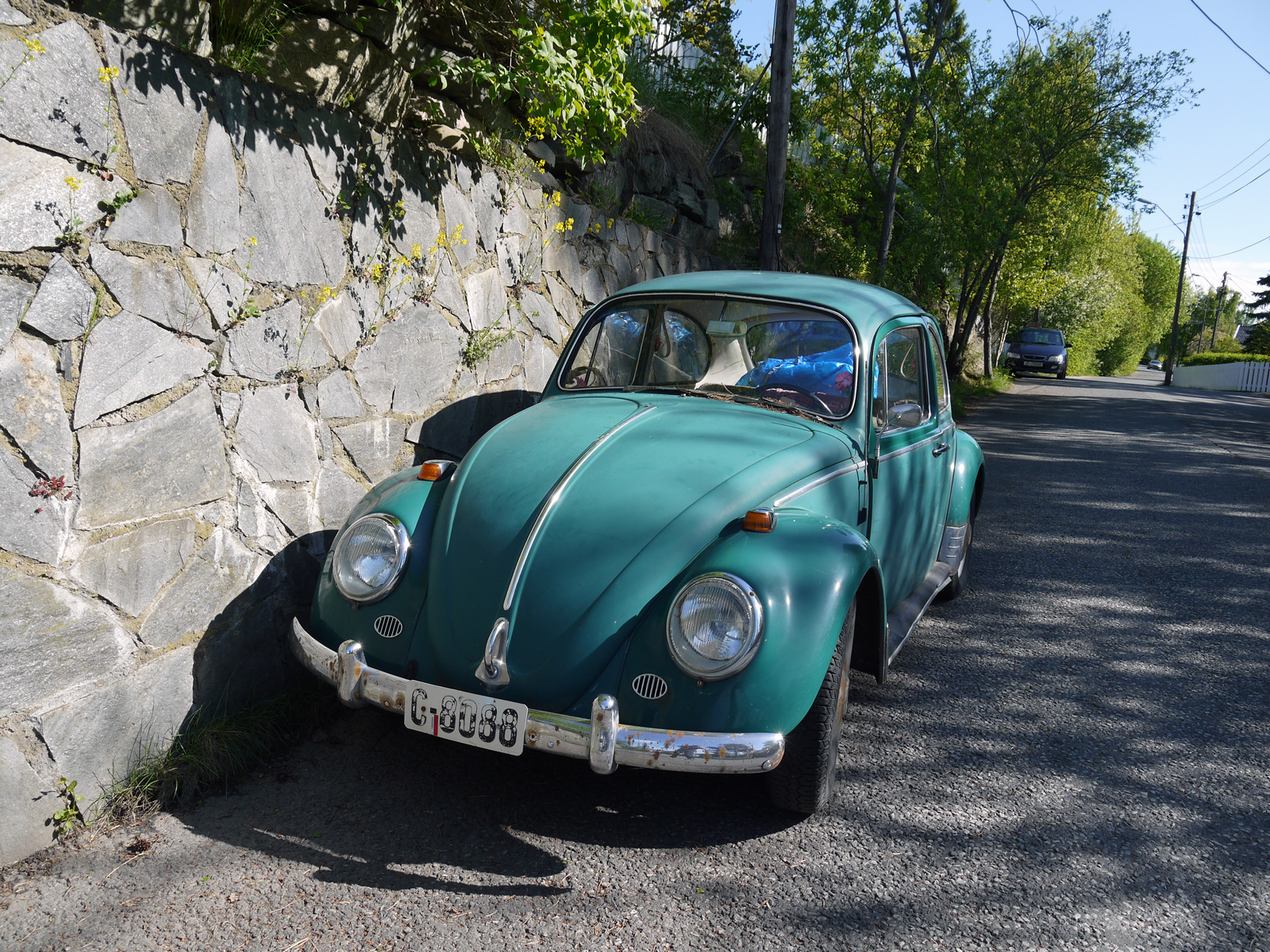 1966 Volkswagen 1300 Sedan Beetle Boble type 1 Oslo