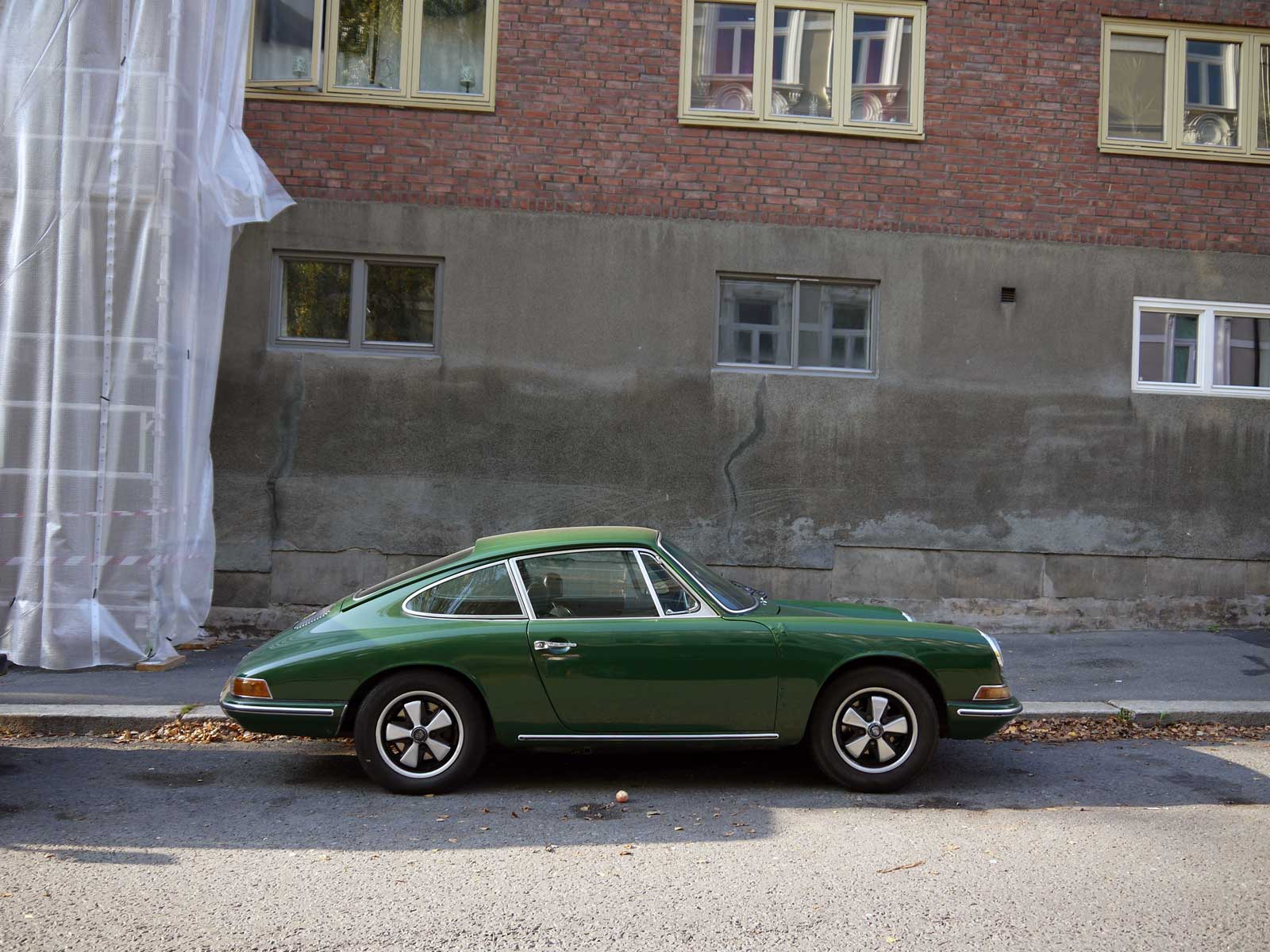 1966 Porshe 912 Coupe