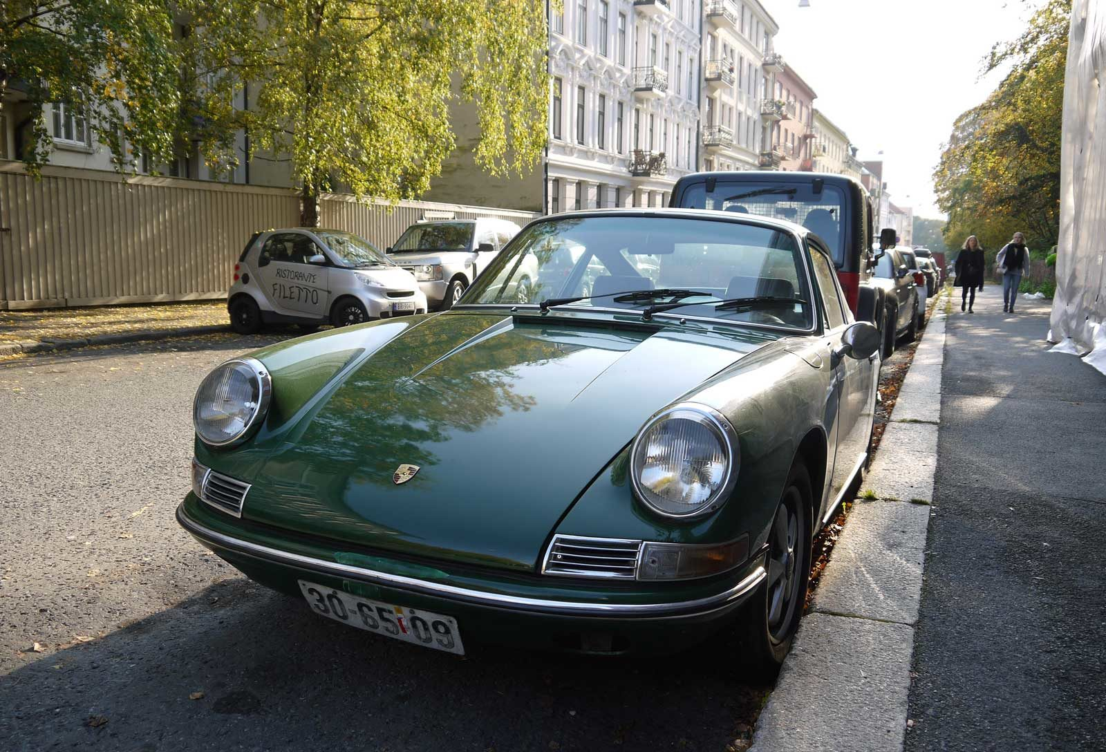 1966 Porsche 912 coupe air-cooled