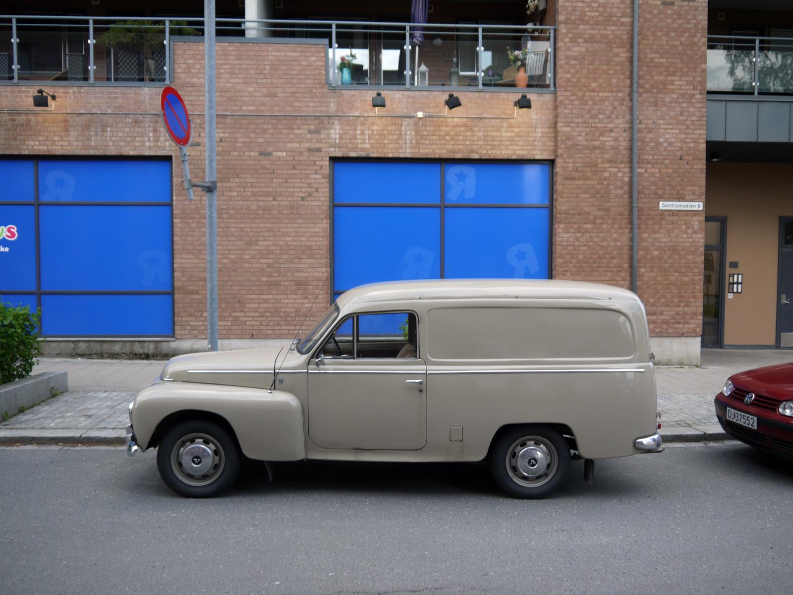 1968 Volvo Duett 210 Classic cars van Oslo