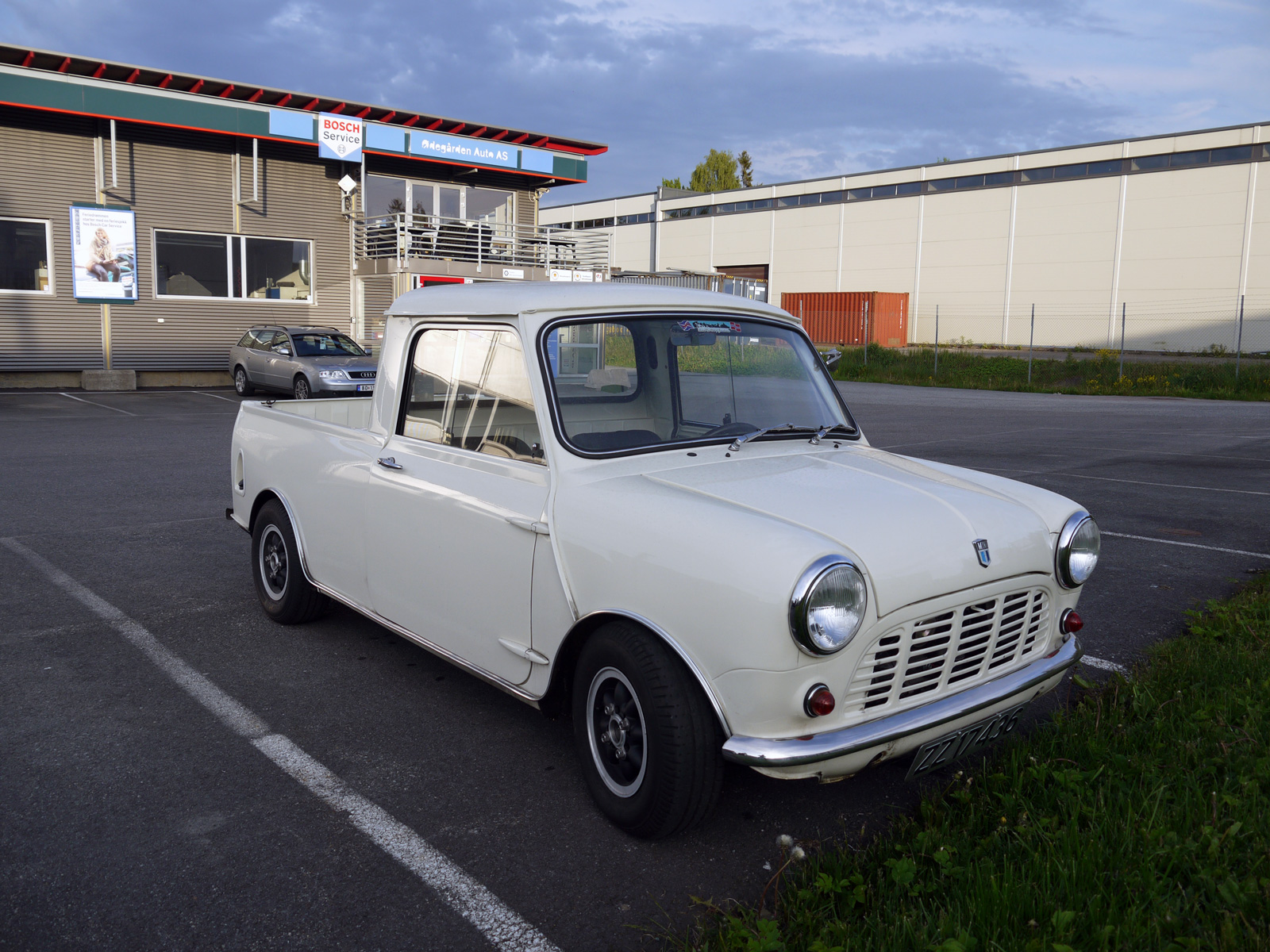 1977 Mini Pickup BMC Leyland Austin Classic cars