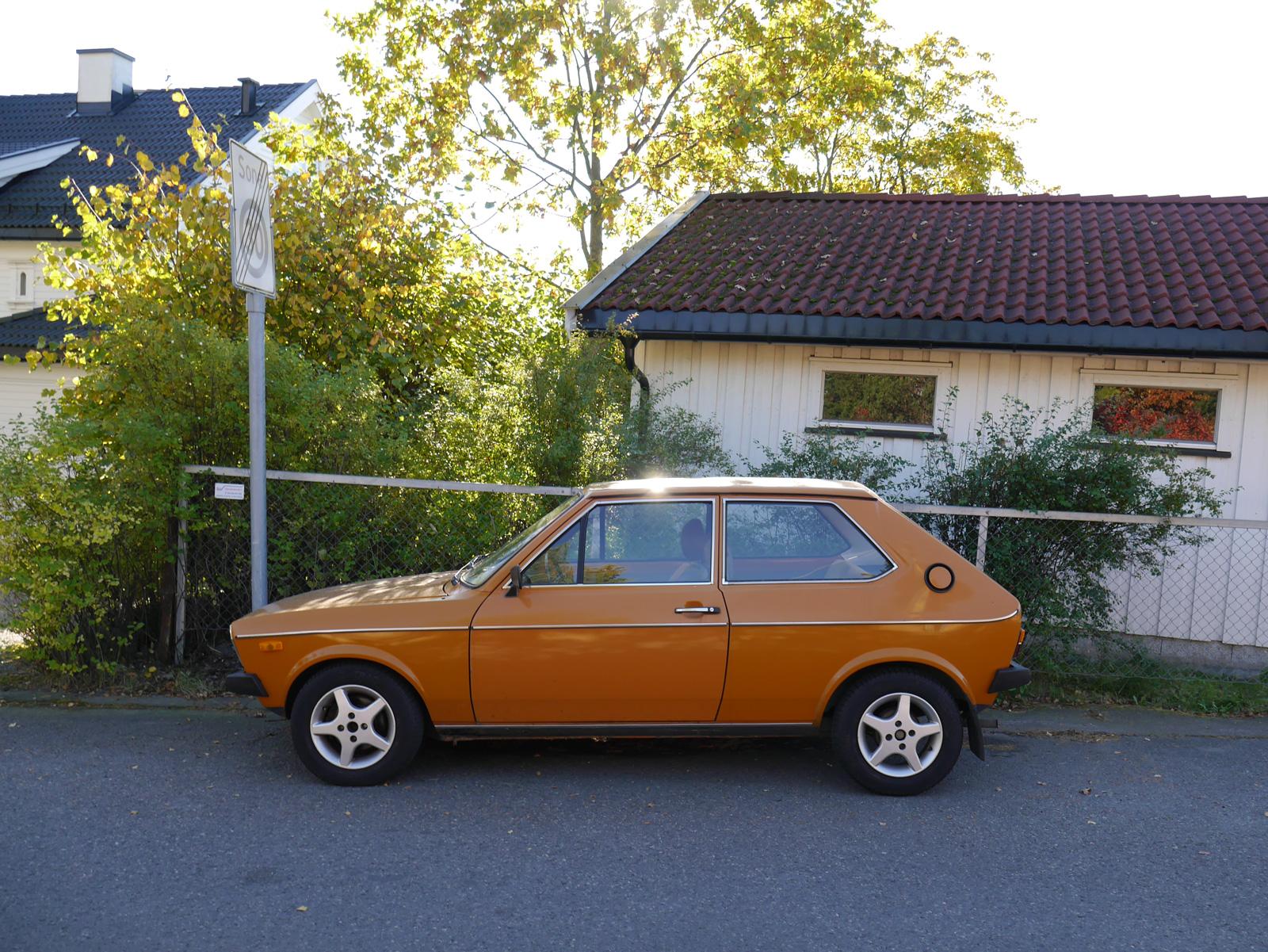 1977 Volkswagen Polo LS MK! type 86 Hatcback Oslo
