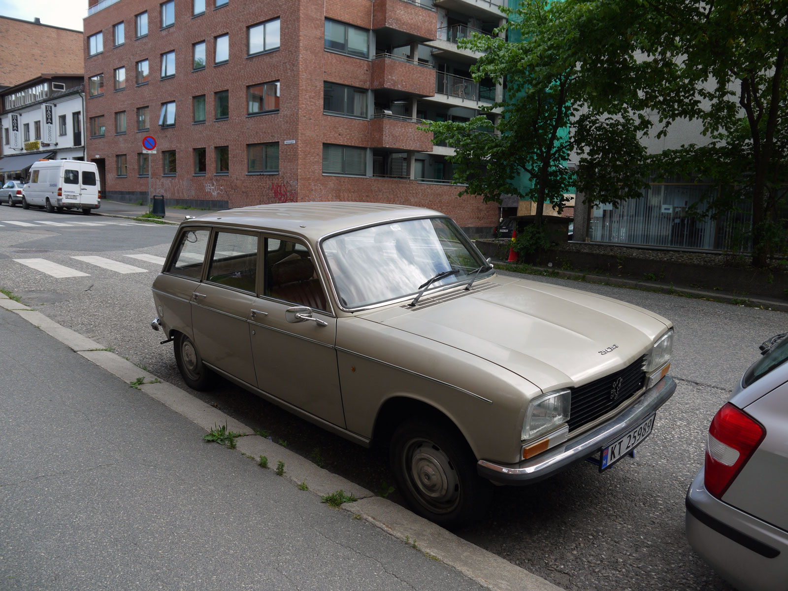 1977 PEUGEOT 304 SL Break