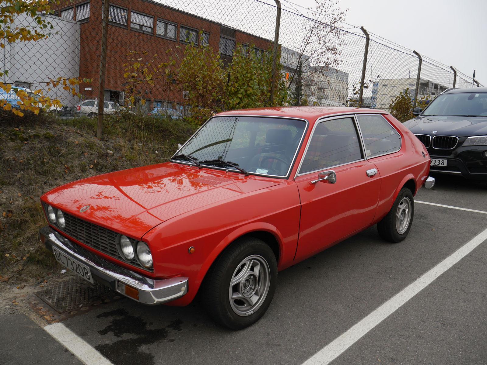 1978 FIAT 128 3P 1300