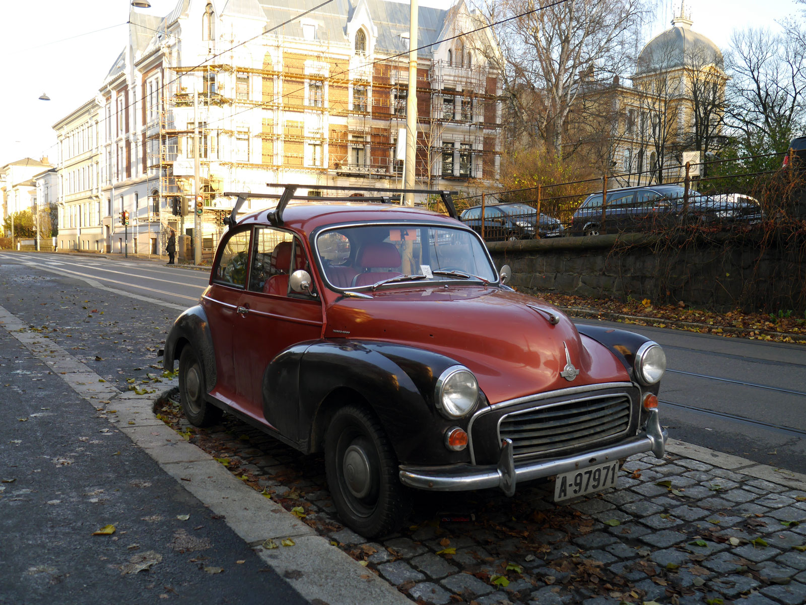 1959 Morris Minor 1000 series III